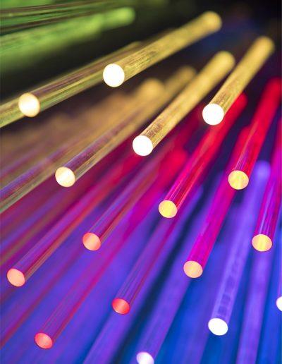 luminaire-fibre