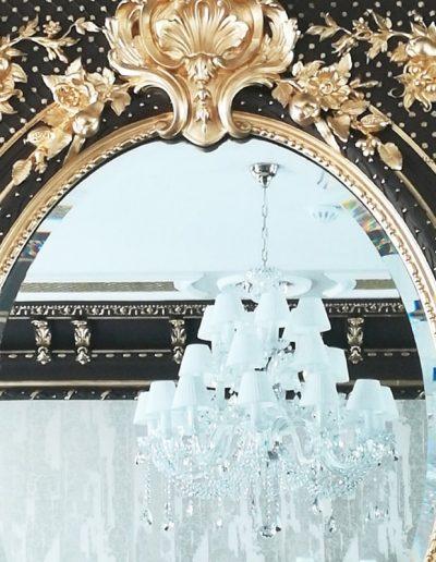 luminaire-cristal-miroir